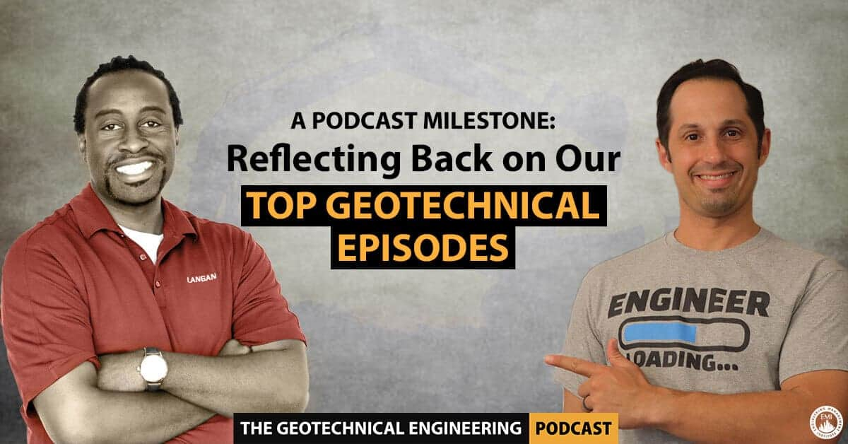 Top Geotechnical Episodes