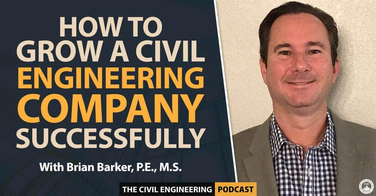 Grow a Civil Engineering Company