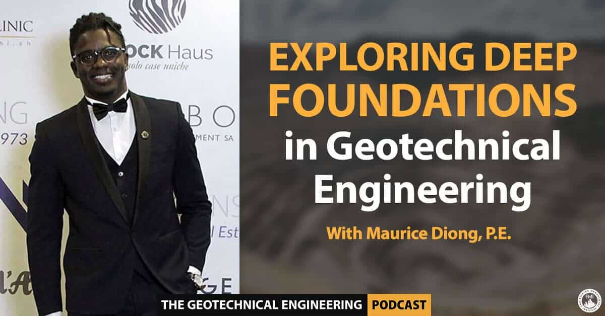 Deep Foundations in Geotechnical Engineering