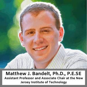 TSEC 60 - Matthew J. Bandelt, Ph.D., P.E.SE